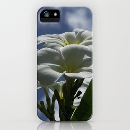 Flower Fantasy #1 captured by JoAnne DiLorenzo iPhone Case