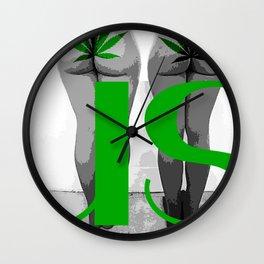 Uncommon Shamans Wall Clock