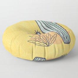 Simply Cactus Floor Pillow