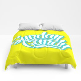 Sunday Candy Comforters