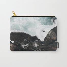 The Ocean Calls (Spring) Carry-All Pouch