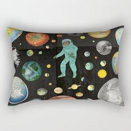 Spaceman Rectangular Pillow