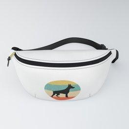 Doberman Pinscher Dog Gift design Fanny Pack