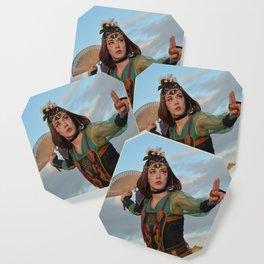 Fan warrior Coaster