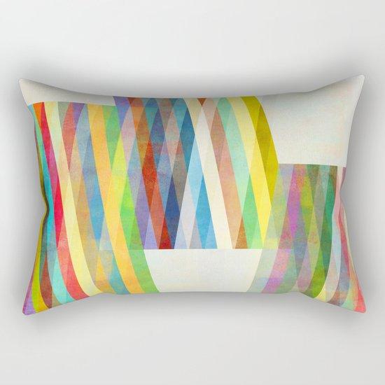 Graphic 9 X Rectangular Pillow