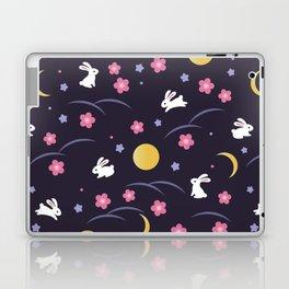 Moon Rabbits V2 Laptop & iPad Skin