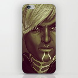 Fenris  iPhone Skin