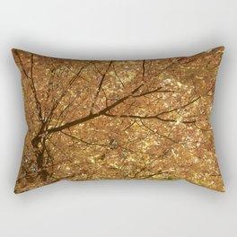 The colour tree Rectangular Pillow
