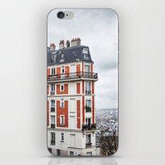 Paris Postcards. iPhone Skin