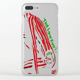 A Tribe Called Quest Clear iPhone Case