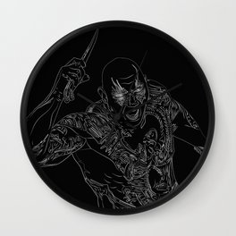 Drax the Destroyer, GuardiansOfTheGalaxy Wall Clock
