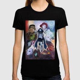 Drifter's Gambit T-shirt