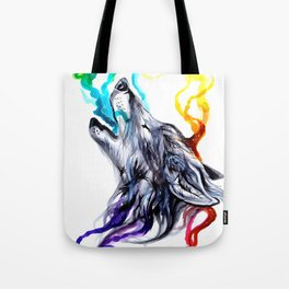 Smoke Signals Tote Bag
