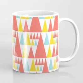 Triangles for Days Coffee Mug