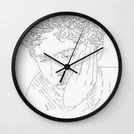 Elio- Wall Clock