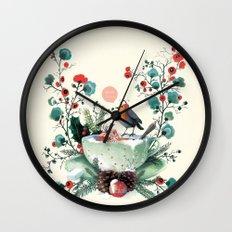 Wesh Love. Wall Clock
