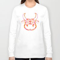 bull Long Sleeve T-shirts featuring Bull by Gusvili