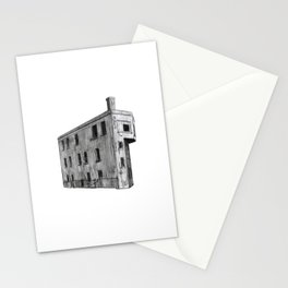 CANADIAN NATIONAL CONTROL STATION Stationery Cards