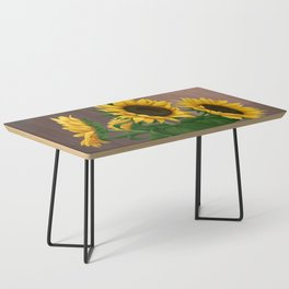 Happy Birthday, Vincent! Coffee Table