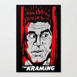 The Kraming Canvas Print