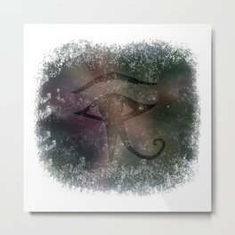 Eye of Horus ~ Galaxy II Metal Print