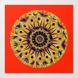 Colorful Mandala WP Canvas Print