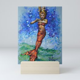 Weeki Wachee Florida Mermaid Mini Art Print