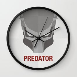 PREDATOR Wall Clock
