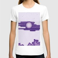 egyptian T-shirts featuring Egyptian Moon by Erica Putis