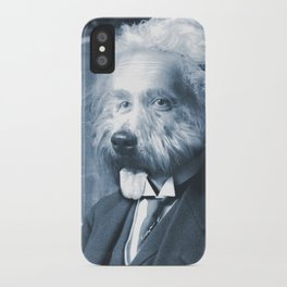 Albie Einstein iPhone Case