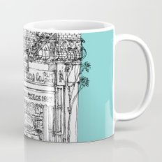 PORTO RICO IMPORT CO, NYC Mug