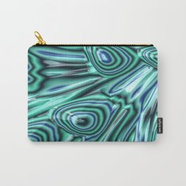 Tortoiseshell Carry-All Pouch