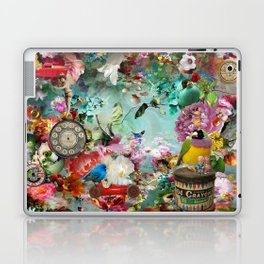 The Secret Garden Laptop & iPad Skin