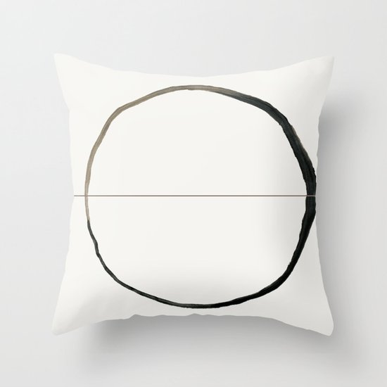 C7 Throw Pillow