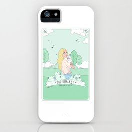 Virgo - The Humanist iPhone Case