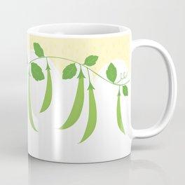 Snap peas Coffee Mug