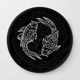 Lovefish 02 Wall Clock