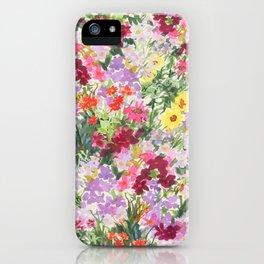Grand Flora iPhone Case