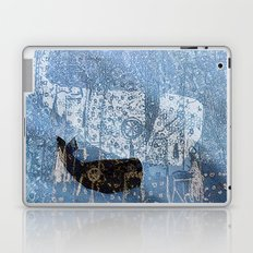 whale and spirit Laptop & iPad Skin