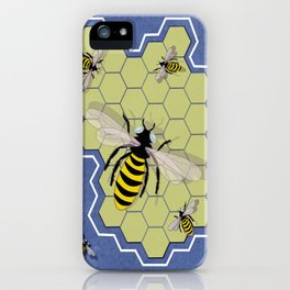 Honeycombs iPhone Case