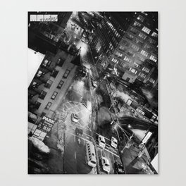 Nu Yuck City. Canvas Print