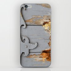 Door 2 iPhone & iPod Skin