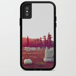 The death of California iPhone Case