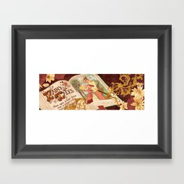 Fairy Tales Framed Art Print
