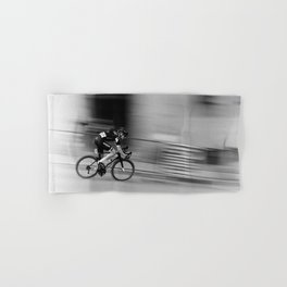 Cyclist Hand & Bath Towel