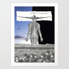 Transitory Art Print