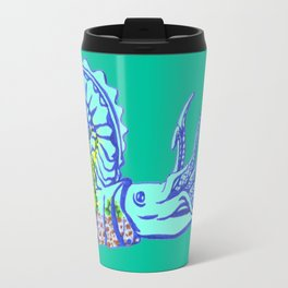Ammonite Terrarium Travel Mug