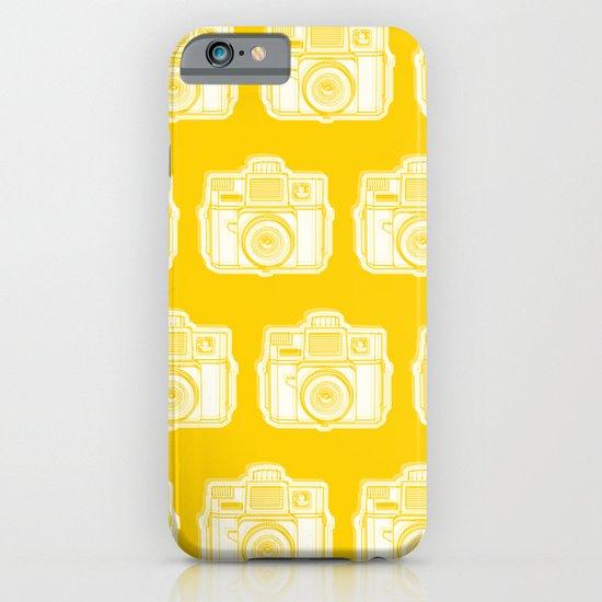 I Still Shoot Film Holga Logo - Reversed Yellow iPhone & iPod Case