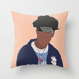 JOEY BADASS Throw Pillow