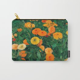 Marigolds by Koloman Moser, 1909 Carry-All Pouch